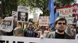 Guerre en Irak: Tony Blair sévèrement critiqué pour son rôle dans le rapport