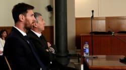 Barcelone : Lionel Messi condamné à 21 mois de prison pour fraude