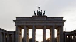 So sah das zerstörte Berlin 1945 in Farbe