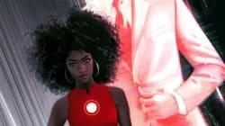 Le nouvel Iron Man est une femme