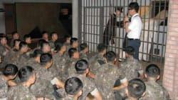 매일 약 100여명의 군인이 독립기념관을 찾고