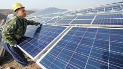 13 milliards de dollars investis par la Chine dans le secteur énergétique