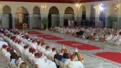 Moulay Ahmed, fils de Moulay Rachid, a été baptisé