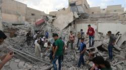 Syrie: plus de 60 civils tués à Alep et dans la province