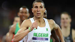 Athlétisme/Meeting de Saint-Maur: Makhloufi remporte le