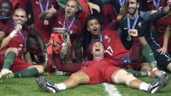 Les Portugais sont champions