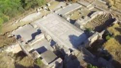 Αρχαία Ίσθμια: Ο πυθμένας των μεγαλύτερων Ρωμαϊκών Λουτρών της Ρωμαϊκής