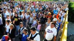 Άνοιξαν προσωρινά τα σύνορα Βενεζουέλας-Κολομβίας. 25.000 άνθρωποι ταξίδεψαν προς αναζήτηση