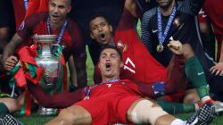 Euro-2016: Ronaldo et les siens rentrent en héros au