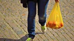 À partir du 1er mars 2017: Exit les sachets plastiques des grandes