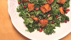 Sweet Potato Kale