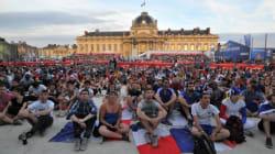 Ambiance de l'Euro 2016