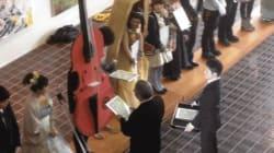 의정부고 졸업사진에 버금가는 일본 대학의 졸업식 의상