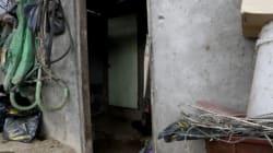 20년 전 행방불명된 지적장애인이 발견된 장소(사진