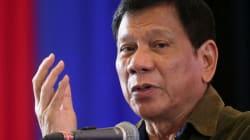 필리핀에서 200~300명의 마약범이