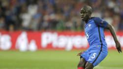 N'Golo Kanté quitte Leicester pour