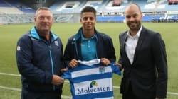 Le prodige marocain Hachim Mastour prêté au club néerlandais du Zwolle