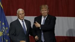 Ο Τραμπ ανακοίνωσε ότι επέλεξε τον κυβερνήτη της Ιντιάνας Μάικ Πενς ως τον υποψήφιο αντιπρόεδρό