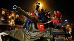 Putsch avorté en Turquie: L'état d'urgence sera prolongé de trois