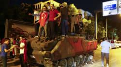 Ce que le putsch raté contre Erdogan dit aux
