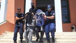 Απαγγελία κατηγοριών στους 8 Τούρκους στρατιωτικούς: Γιατί αποσύρθηκε η κατηγορία απόπειρας διατάραξης διεθνών