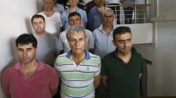 Συλλήψεις τουλάχιστον 70 στρατηγών, ναυάρχων και άλλων κορυφαίων στρατιωτικών στην