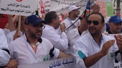 Les professionnels de la santé protestent à Rabat contre le code de la