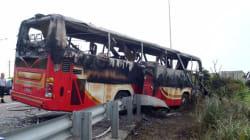 Ταϊβάν: 26 νεκροί, οι 24 εκ των οποίων από την Κίνα, σε δυστύχημα