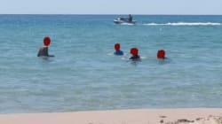 Malgré l'interdiction, les quads et jets ski circulent toujours sur les plages