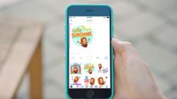 Vous pouvez envoyer des emoji à votre effigie sur