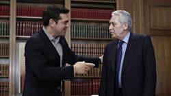 Τι είπαν Τσίπρας - Κουβέλης για τον εκλογικό