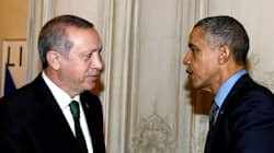 Τηλεφωνική επικοινωνία Ερντογάν-Ομπάμα για τον
