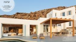 Η ελληνική αρχιτεκτονική μέσα από το νέο λεύκωμα «Maison de