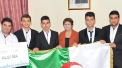 Olympiades des maths: Benghabrit honore les représentants