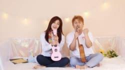 허각-정은지, UP의 '바다' 리메이크곡