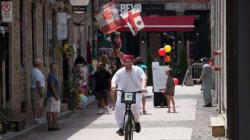 Le jasmin tunisien surplombe Montréal, un festival à l'odeur du