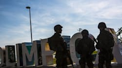 Συλλήψεις δέκα ατόμων που φέρονται να σχεδίαζαν τρομοκρατικά χτυπήματα στους Ολυμπιακούς του