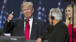 O Τραμπ αποδέχτηκε το χρίσμα της προεδρικής υποψηφιότητας των Ρεπουμπλικάνων και εξαπέλυσε επίθεση στην