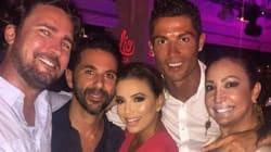 Quand Cristiano Ronaldo et Eva Longoria font la fête ensemble à