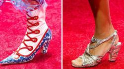 Les multiples influences des chaussures que nous allons porter cet