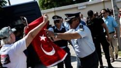 Στην Αθήνα οι οκτώ Τούρκοι