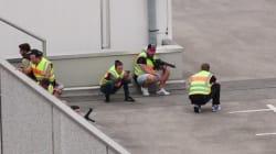 Πανικός στο Μόναχο. Οι πρώτες φωτογραφίες μετά την ένοπλη
