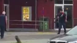 Les images du tireur de la fusillade de Munich