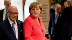 Béji Caïd Essebsi présente ses condoléances à la chancelière Angela Merkel et dénonce la