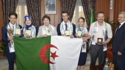 L'Algérie classée 3e lors de la compétition méditerranéenne des