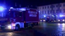 Une explosion en Allemagne fait 12 blessés, l'assaillant tué par la