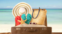 7 κόλπα για να ετοιμάσετε τη βαλίτσα των διακοπών σας εύκολα και