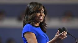 Le vibrant plaidoyer de Michelle Obama pour la candidature de Hillary