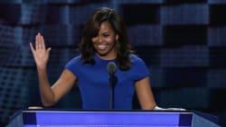 «Εσείς ποιος θέλετε να γίνει πρότυπο για τα παιδιά σας;»: Ο συγκινητικός λόγος της Michelle