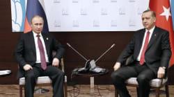 Russie: rencontre entre Poutine et Erdogan le 9 août à